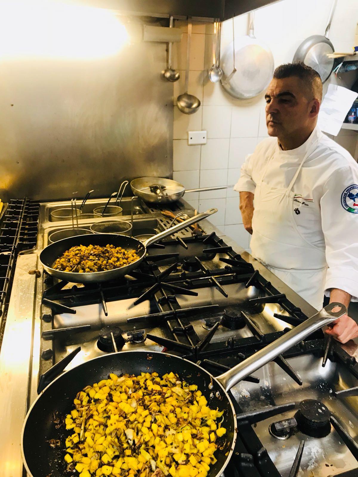 Lo Chef Silviero
