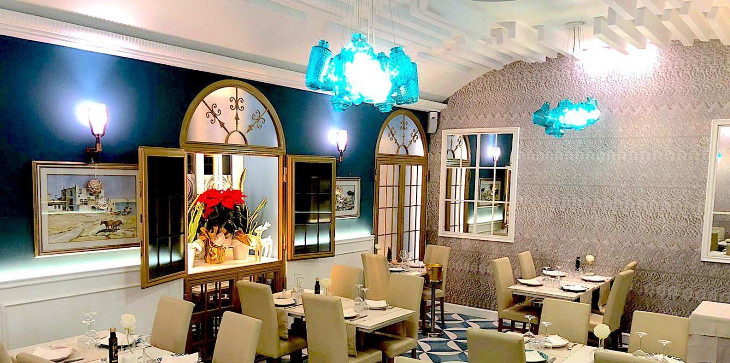 Eco Blu Restaurant